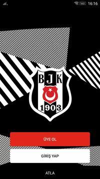 Beşiktaş JK poster