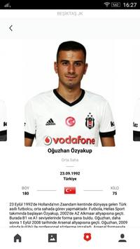 Beşiktaş JK apk screenshot