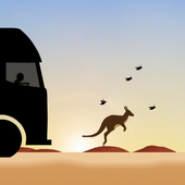 Outback Escape - the jumping game icon