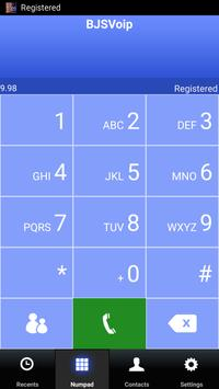 BJS VOIP 2.1.0 v apk screenshot