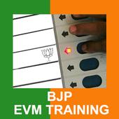 BJP EVM Training icon
