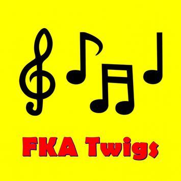 Hits FKA Twigs lyrics poster