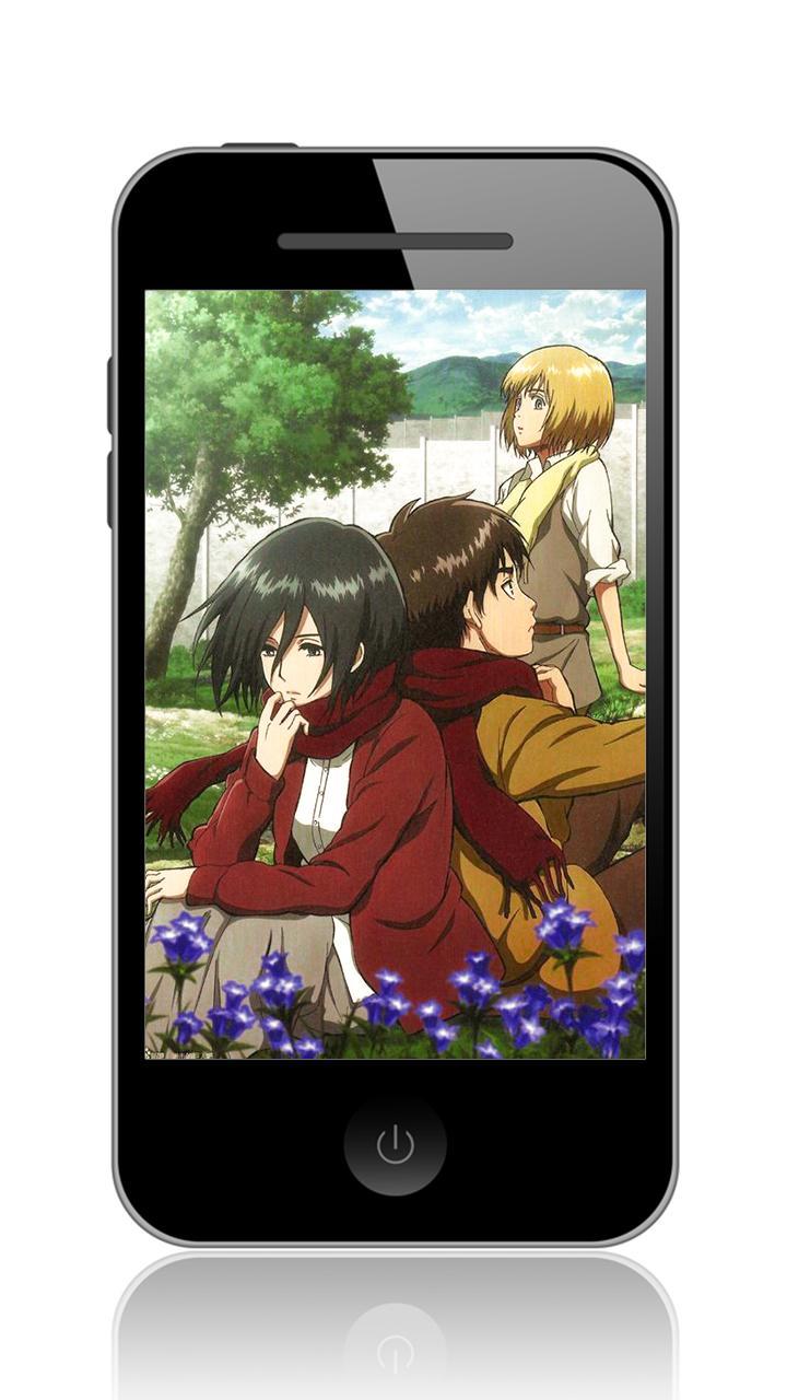 Shingeki HD Wallpaper poster