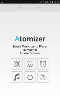Smart Music Lamp(스마트뮤직램프) poster
