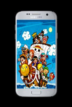 king of pirate lufy all team wallpapers screenshot 2