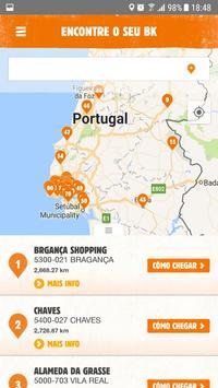 Burger King - Portugal apk screenshot