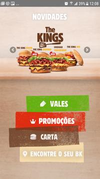 Burger King - Portugal poster