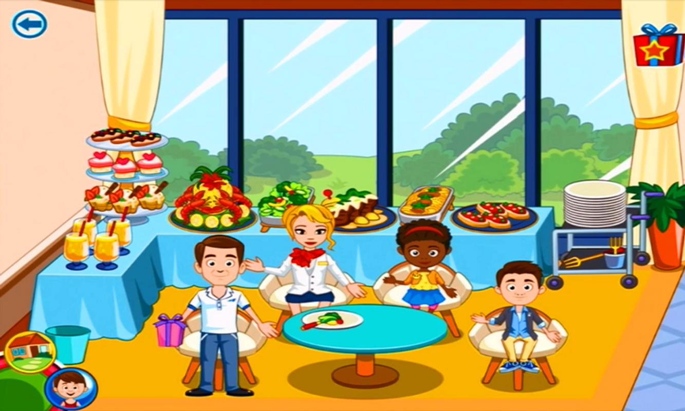 my town hotel apk free download