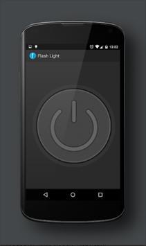 Turbo Torch-most easy use flashlight application apk screenshot