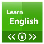 Learn English on Lockscreen icon