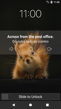 Learn English on Lockscreen screenshot 4