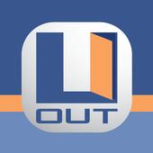 U Out - Plan, Gather, Remember icon