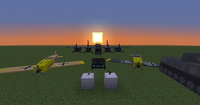 War Mods For Minecraft screenshot 15