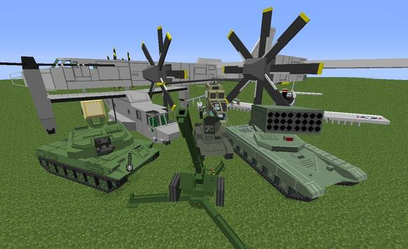War Mods For Minecraft screenshot 6
