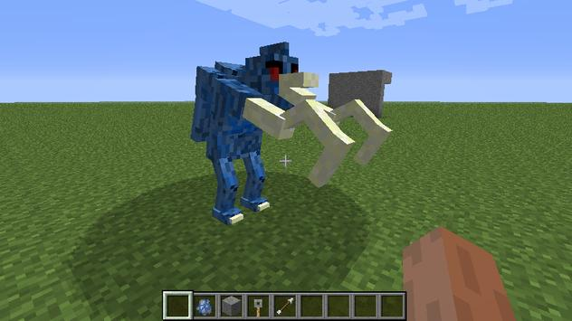 Monster Mods For Minecraft poster