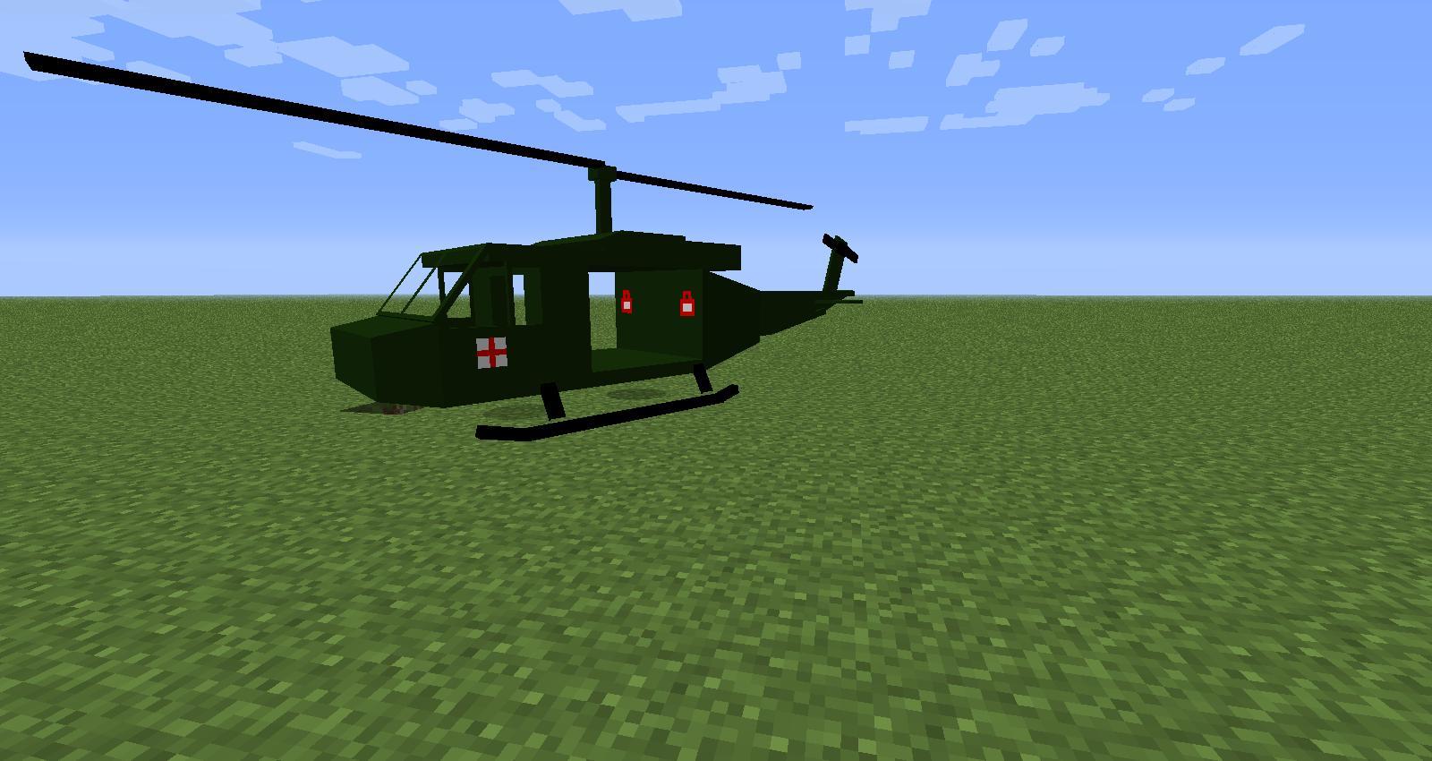 википедия мода майнкрафт helicopter mod #5