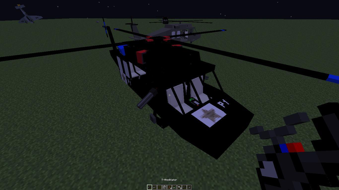 википедия мода майнкрафт helicopter mod #3