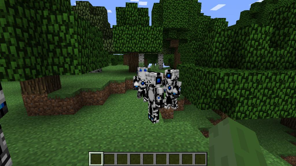 robotics mod minecraft