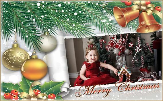 Christmas Photo Frame poster