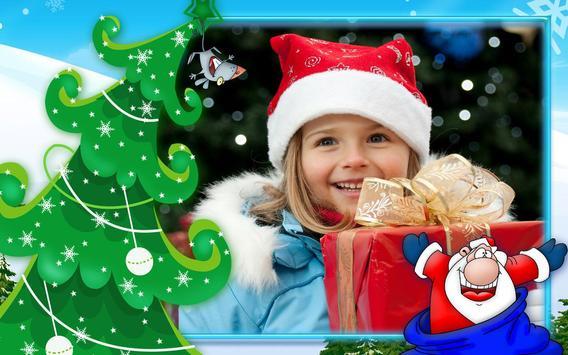 Christmas Photo Frame apk screenshot