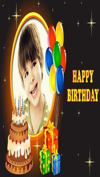 Happy BirthDay Photo Frame apk screenshot