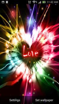hd love live wallpaper apk screenshot