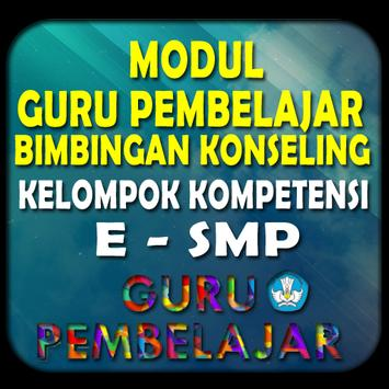 Bimbingan Konseling SMP KK-E poster