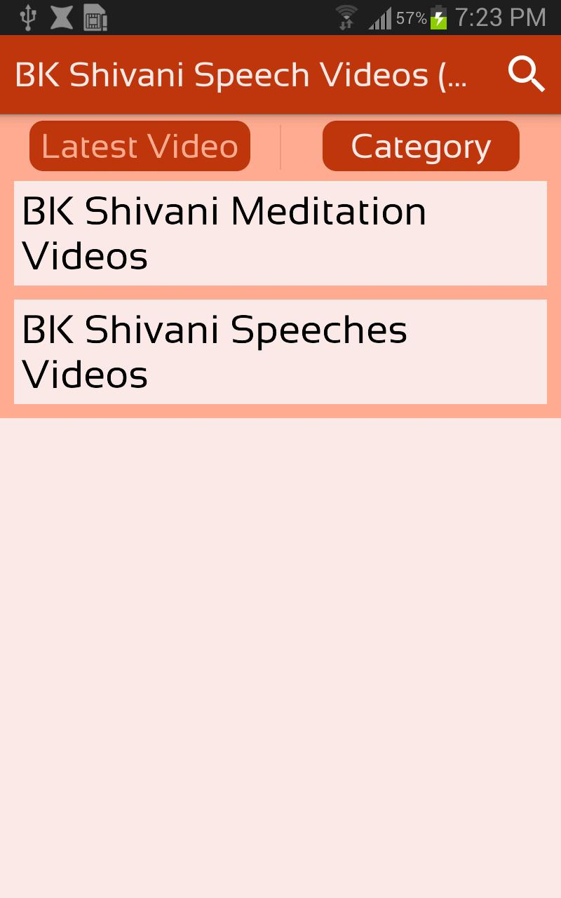 BK Shivani Speech Videos (Brahma Kumari Sister) for Android