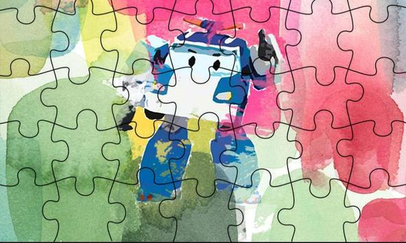 World Puzzle Robocar Happy Jigsaw screenshot 3