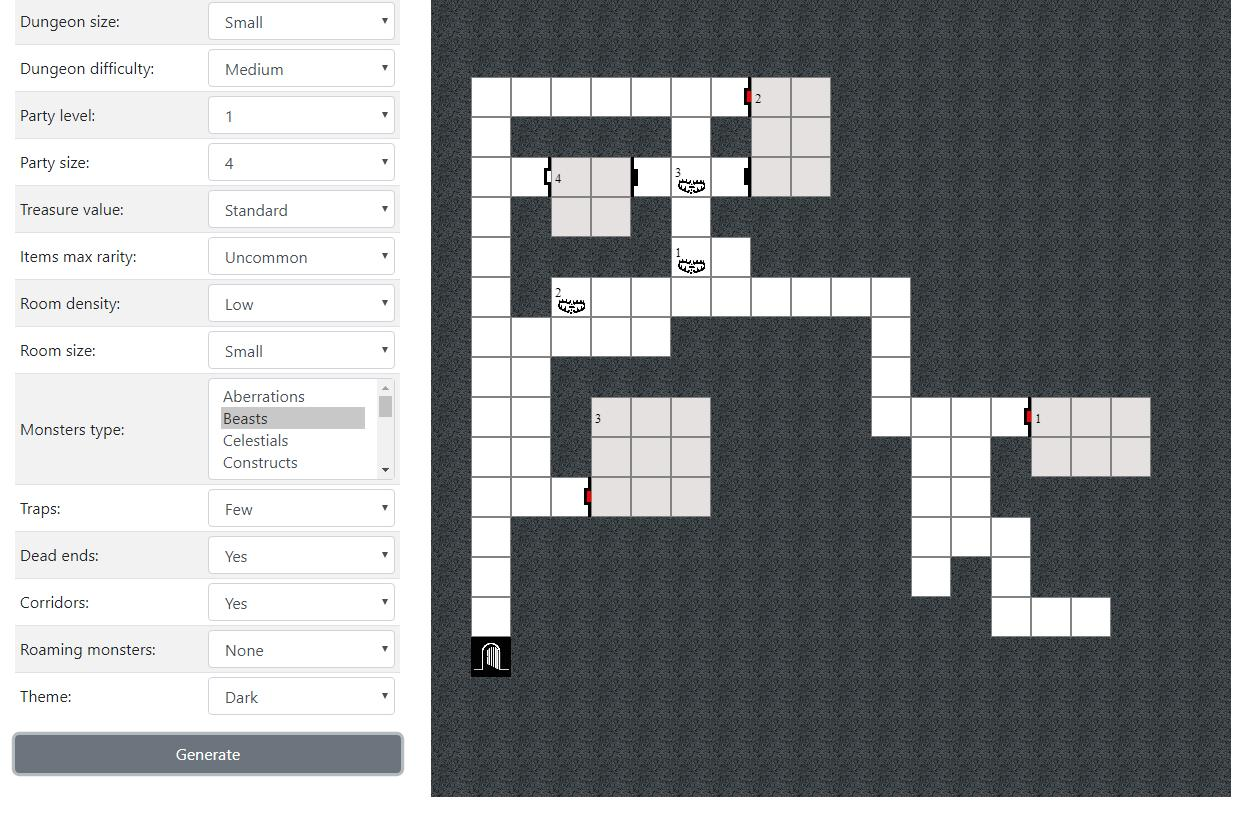 DND Random Map Generator for Android - APK Download
