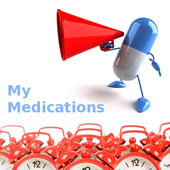 My Medications icon