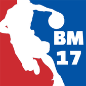 Basket Manager 2017 Free icon