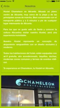 Chameleon Hostel apk screenshot