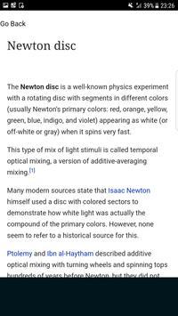 Isaac Newton screenshot 2