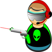 Lasers icon