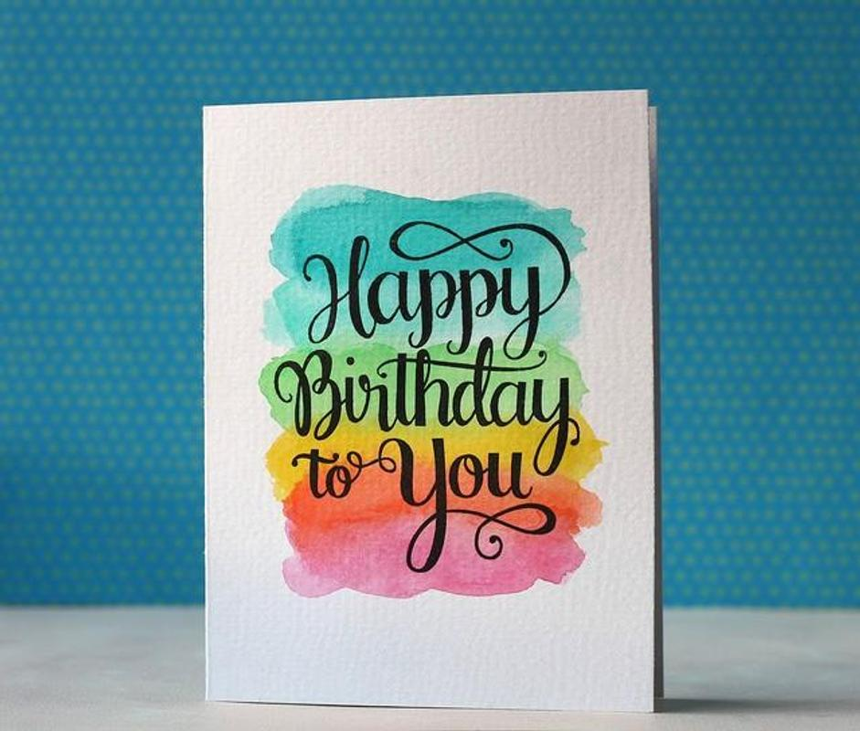 Birthday Card Design Ideas For Android Apk Download