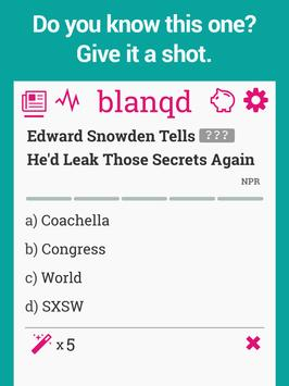 Blanqd screenshot 10