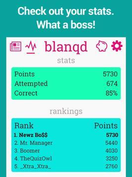 Blanqd apk screenshot