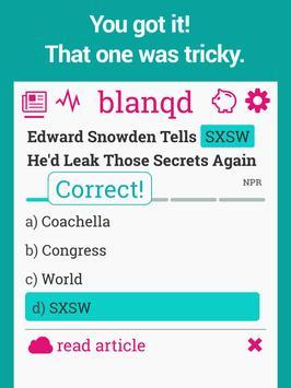 Blanqd screenshot 6