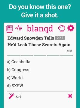 Blanqd screenshot 5