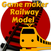 Game Maker Railway Model icon