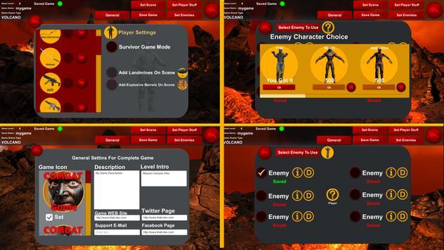 Game Maker Social Playing apk screenshot