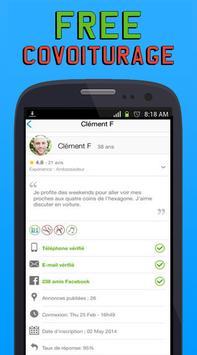 New BlaBlaCar Covoiturage tips screenshot 3