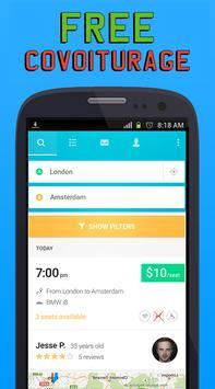 New BlaBlaCar Covoiturage tips screenshot 4