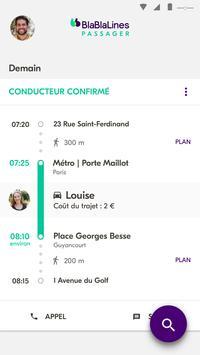 BlaBlaLines - Covoiturage Quotidien apk screenshot