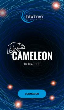 Cameleon by Blachere poster