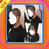Black Braided Hairstyles icon