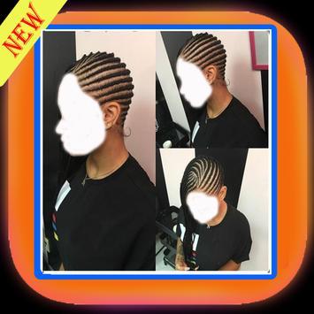 Black Braided Hairstyles screenshot 6