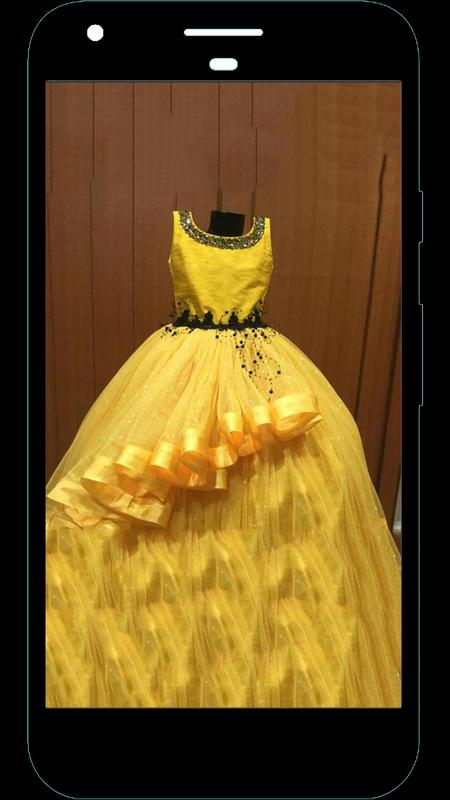 897c04c85 Latest Baby Frock Designs 2018 for Android - APK Download