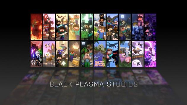 Black Plasma Studios poster